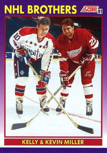 1991-92 Score American #309 (1)