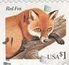 USA 1998 Red Fox