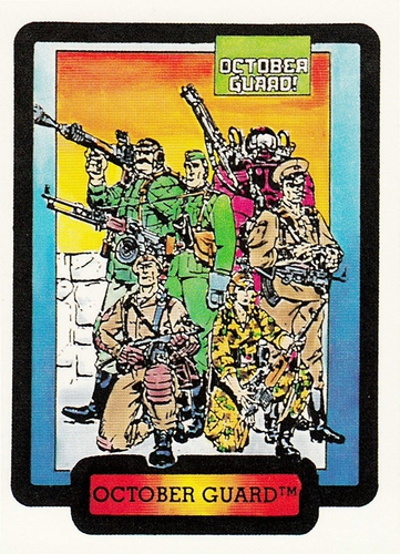 1987 Comic Images GI Joe #16 (1)