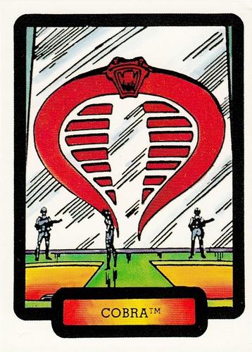 1987 Comic Images GI Joe #24 (1)