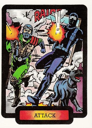1987 Comic Images GI Joe #34 (1)