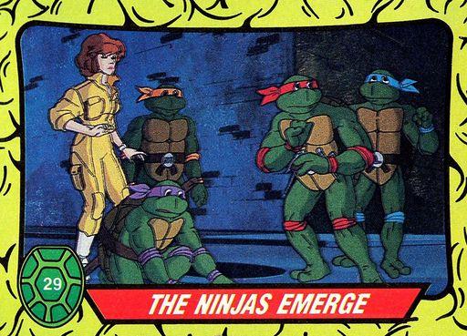 1989 Teenage Mutant Ninja Turtles #029 (1)