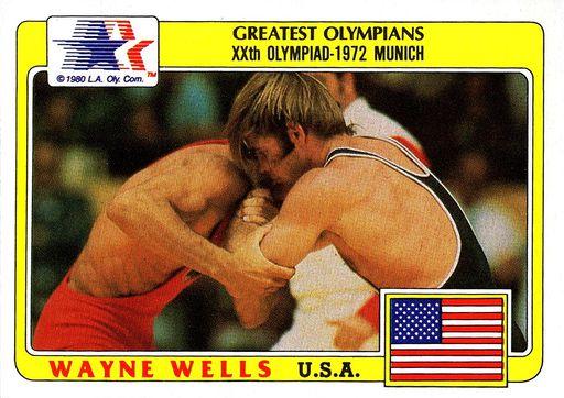 1983 Topps Greatest Olympians #56 (1)