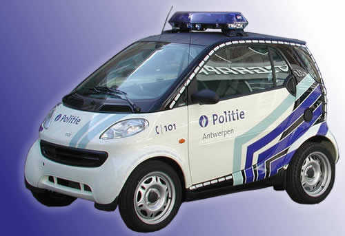 Belgium - Antwerp Police