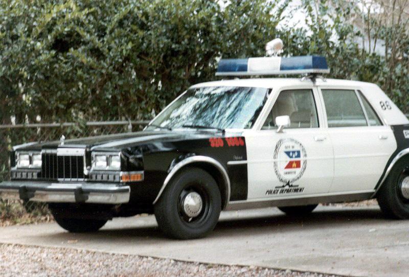 LA - Lafayette Police