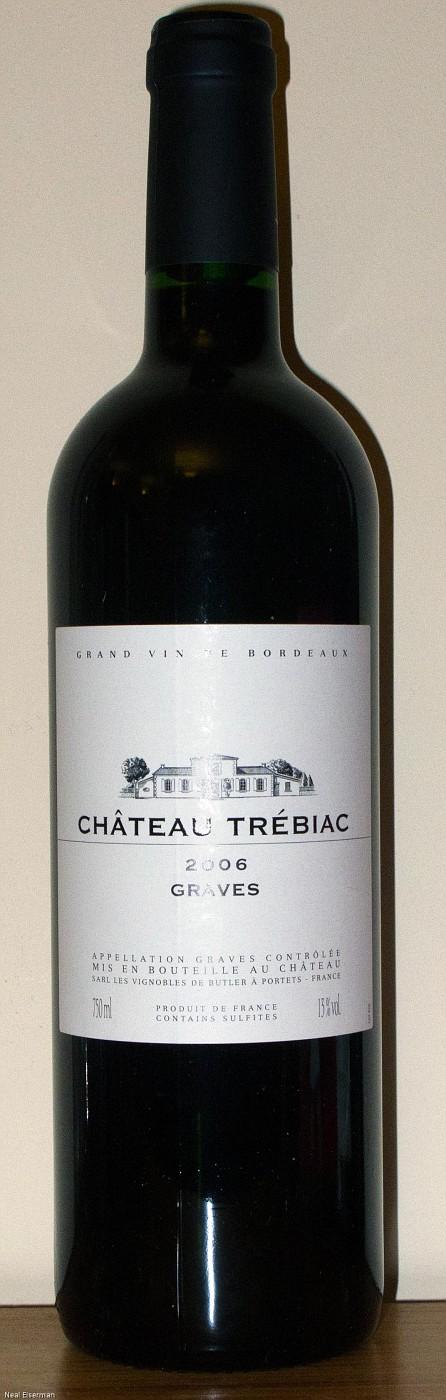 Château Trebiac 2006 001
