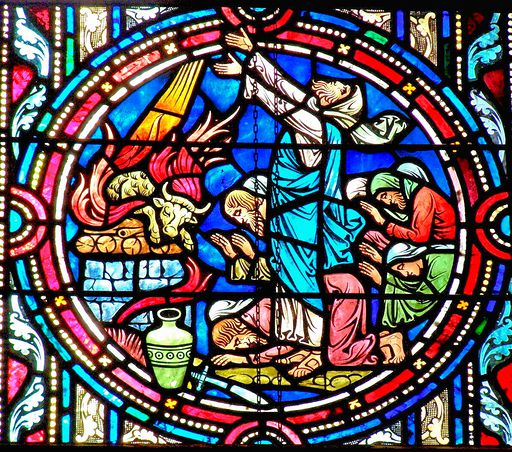 SAINTS PETER AND PAUL CHURCH - STAINED GLASS - 08