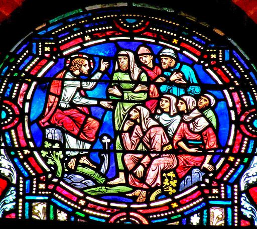 SAINTS PETER AND PAUL CHURCH - STAINED GLASS - 43