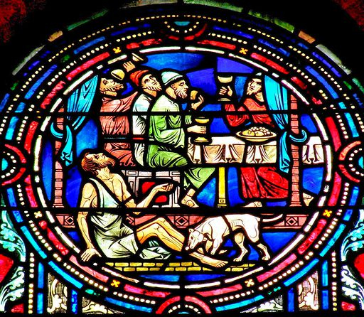 SAINTS PETER AND PAUL CHURCH - STAINED GLASS - 48