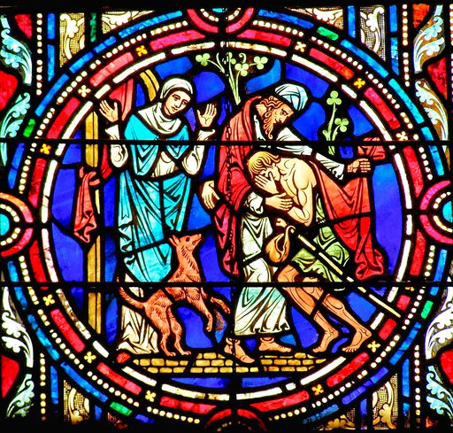 SAINTS PETER AND PAUL CHURCH - STAINED GLASS - 50