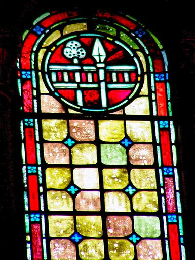 SAINTS PETER AND PAUL CHURCH - STAINED GLASS - 59