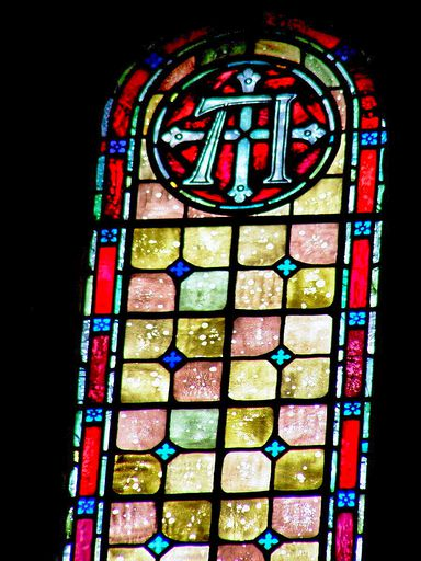 SAINTS PETER AND PAUL CHURCH - STAINED GLASS - 61