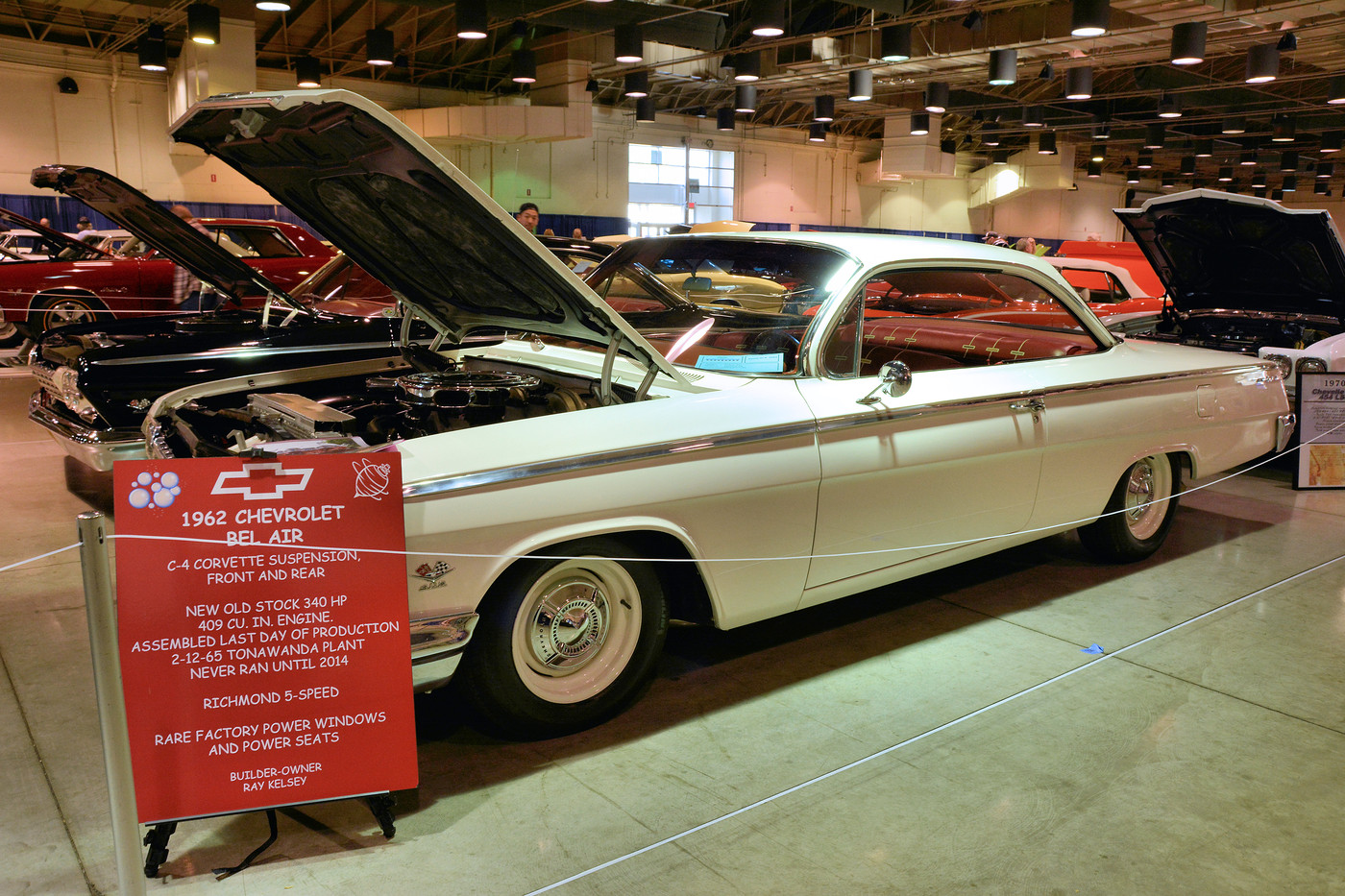 1962 Chevrolet Bel Air owned by Ray Kelsey DSC 4799 FS
