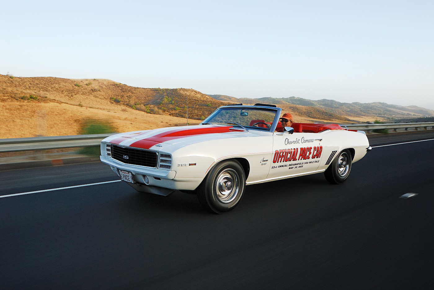 1969 Chevrolet Camaro Indy Pace Car convertible.jpg
