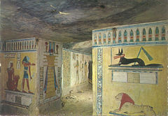 Egypt - Valley of Queens Tombs