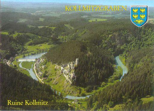 Austria - BURG KOLLMITZGRABEN
