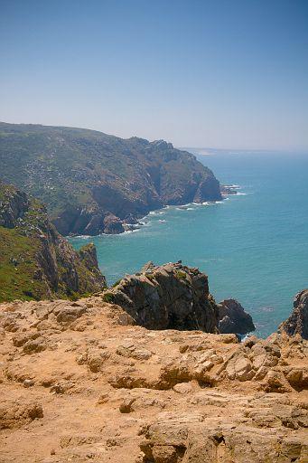 Cabo da Roca coastline