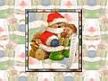 CC Santa List Wallpaper