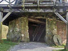 Eingang Kappenwindmühle