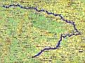 Route Flèche Allemagne 2010