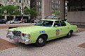 Cleveland Police 1978 Ford
