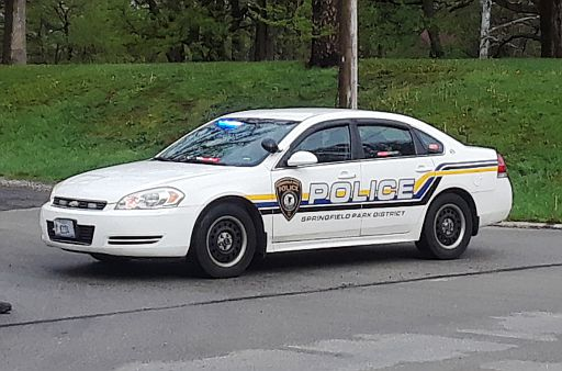 IL- Springfield Park District Police 2014 Chevy Impala