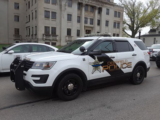 IL- Deerfield Police 2017 Ford Explorer