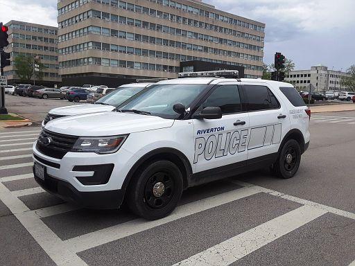 IL- Riverton Police 2017 Ford Explorer