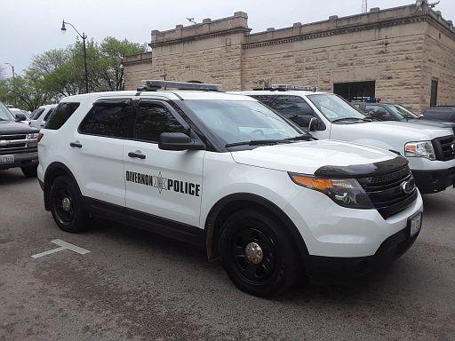IL- Divernon Police 2015 Ford Explorer