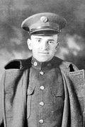 33-Felin Hutson, WWl Veteran