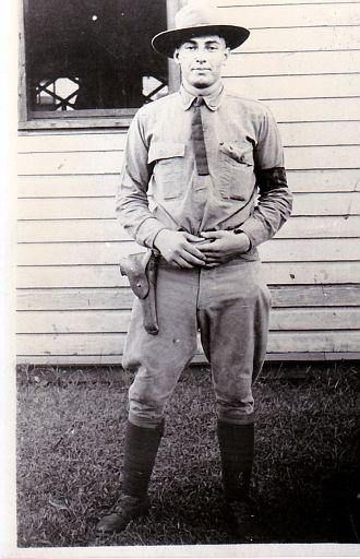 Old- (32) - Jack Austin. U.S. Army, Military Policeman?