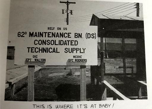 #1-62nd Maintenance Battalion (Direct Support)