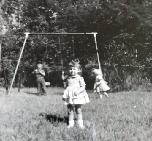 Tammy Sharp and cousins
