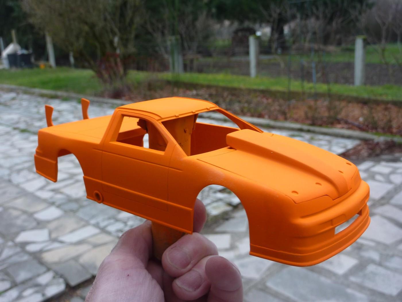 Ford T Bird Pickup racer Bonneville ( Ex Nascar) terminée  Photo25-vi