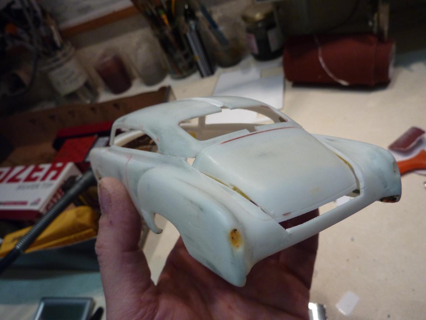 Refection complete d'une ancienne Chevy 51 Fleetline terminée Photo1-vi
