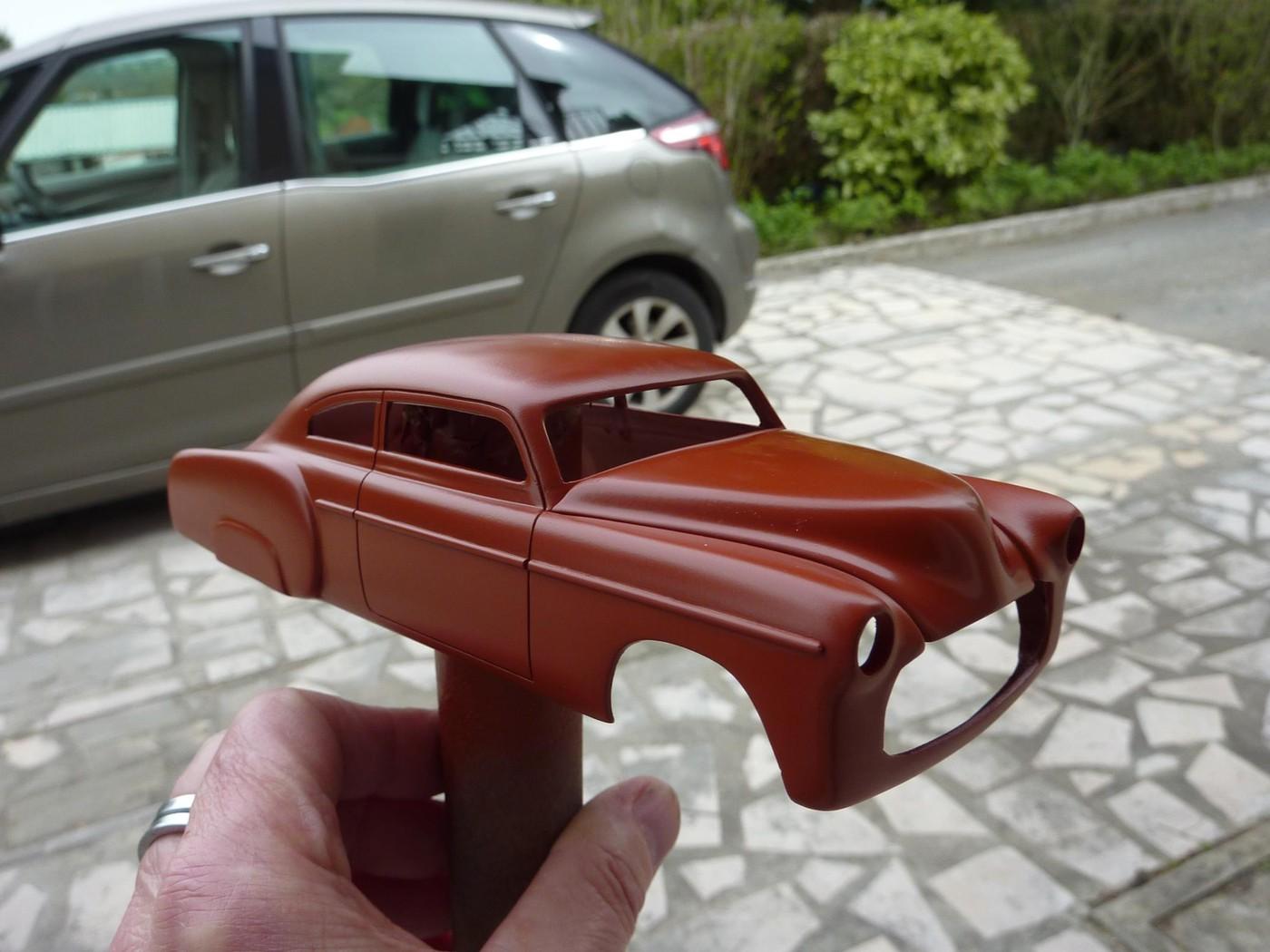 Refection complete d'une ancienne Chevy 51 Fleetline terminée Photo12-vi