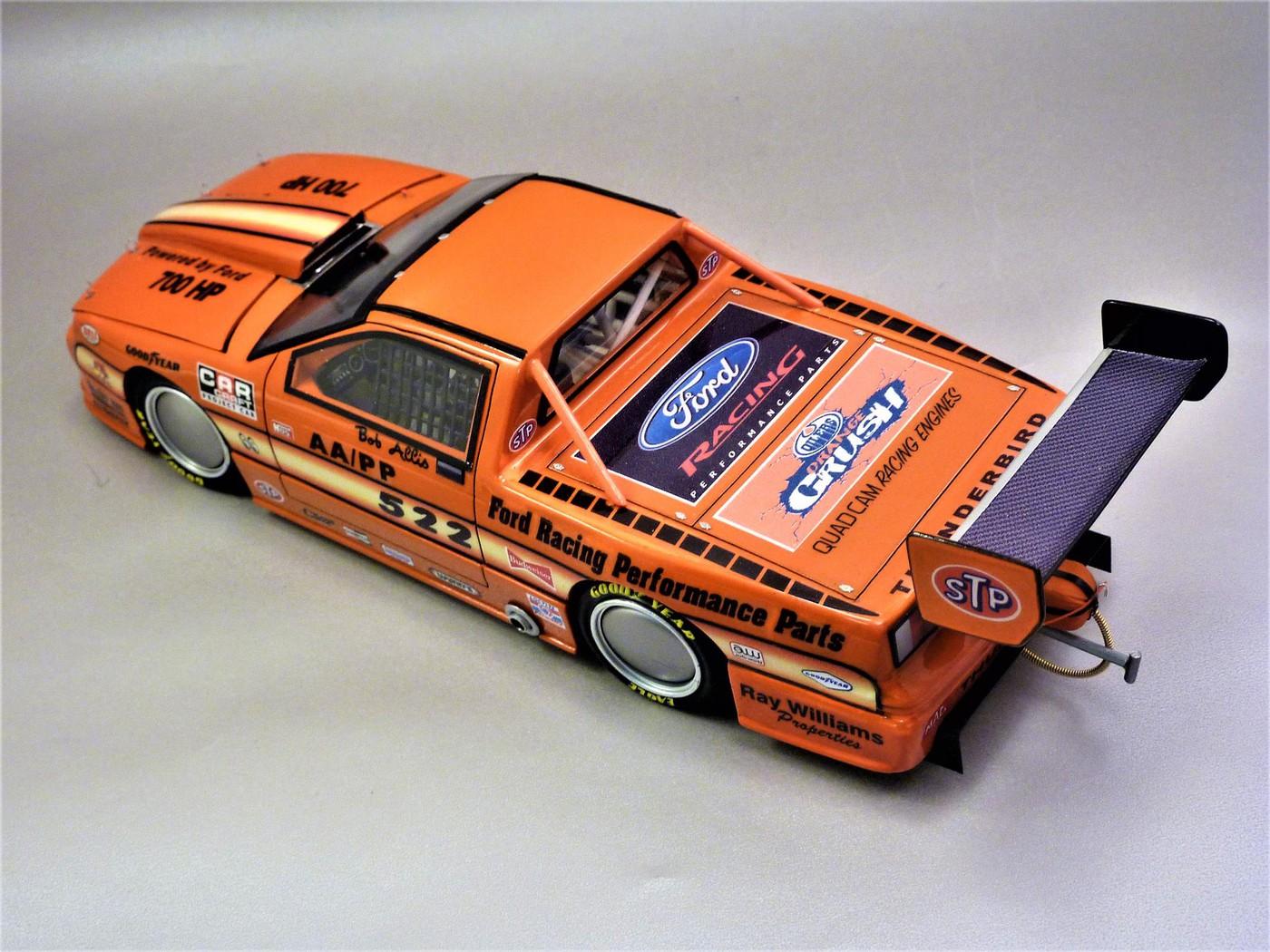 Ford T Bird Pickup racer Bonneville ( Ex Nascar) terminée  - Page 2 Photo6-vi