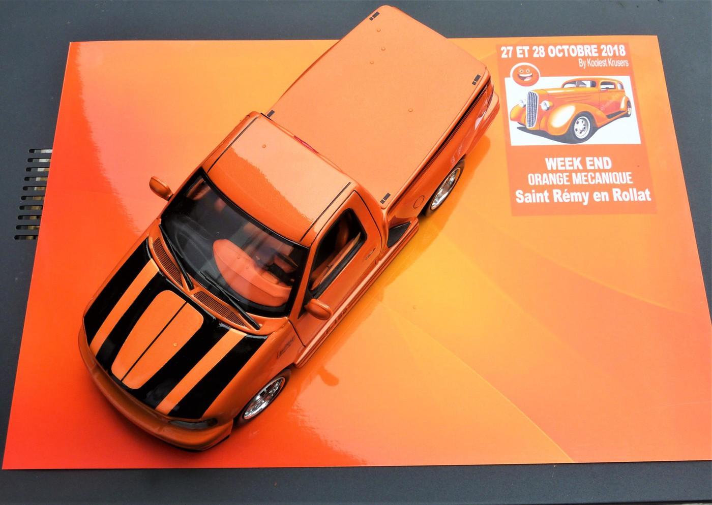 Ford f 150 svt  (1999) terminé Photo39-vi