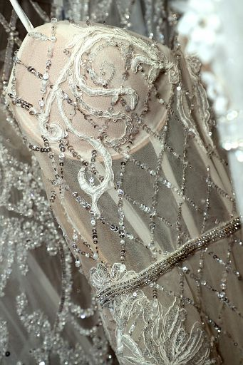 Berta Bridal Backstage SS19 053