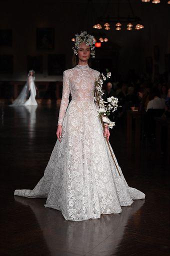 Reem Acra Bridal FW18 035