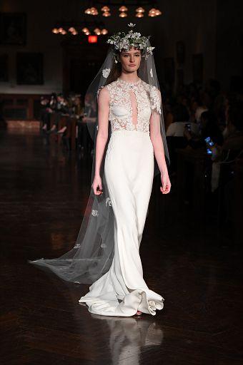 Reem Acra Bridal FW18 067