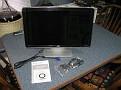 HP Monitor w2338h / Easy Setup...
