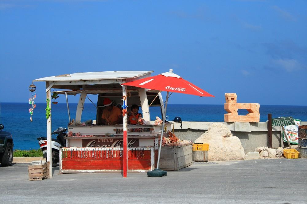 December 12, 2009. Isla Mujeres.