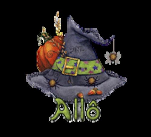 Allo - CuteWitchesHat
