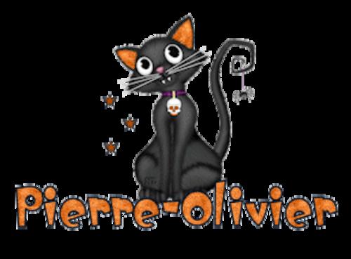 Pierre-Olivier - HalloweenKittySitting