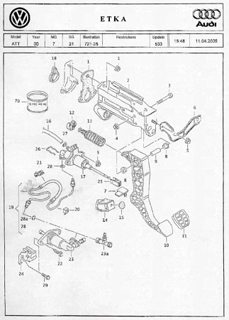 Volkswagen Golf Mk4 Kit Car on vw polo headlight wiring diagram