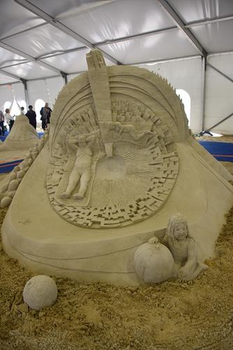 Sand Sculptures 2015 117