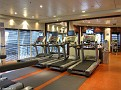 Gym, Deck 7 - Queen Mary 2