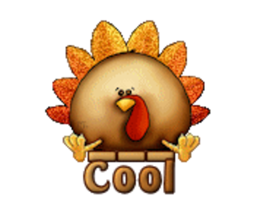 Cool - ThanksgivingCuteTurkey