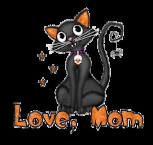 Love Mom - HalloweenKittySitting